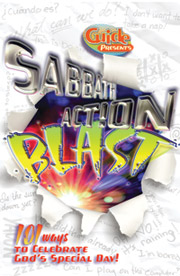 Sabbath Action Blast book cover