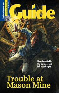cover of Guide magazine